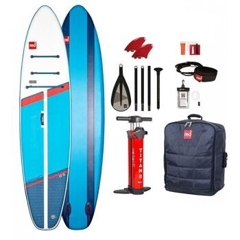 "Red Paddle 11'0"" Compact Package 2021 компактная сап-доска"